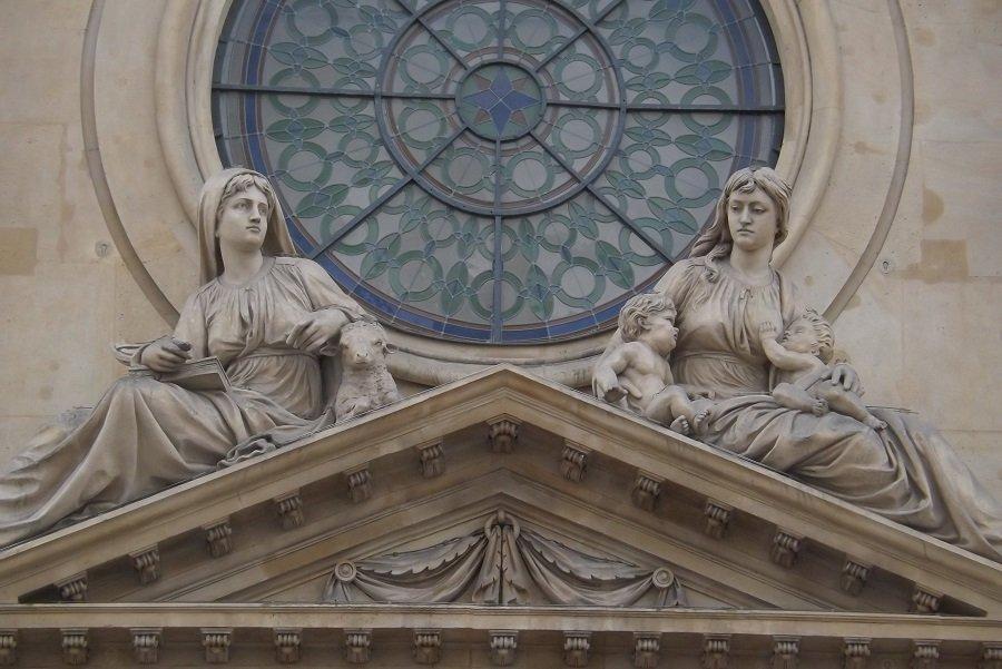 chapelle filles visitation ste marie