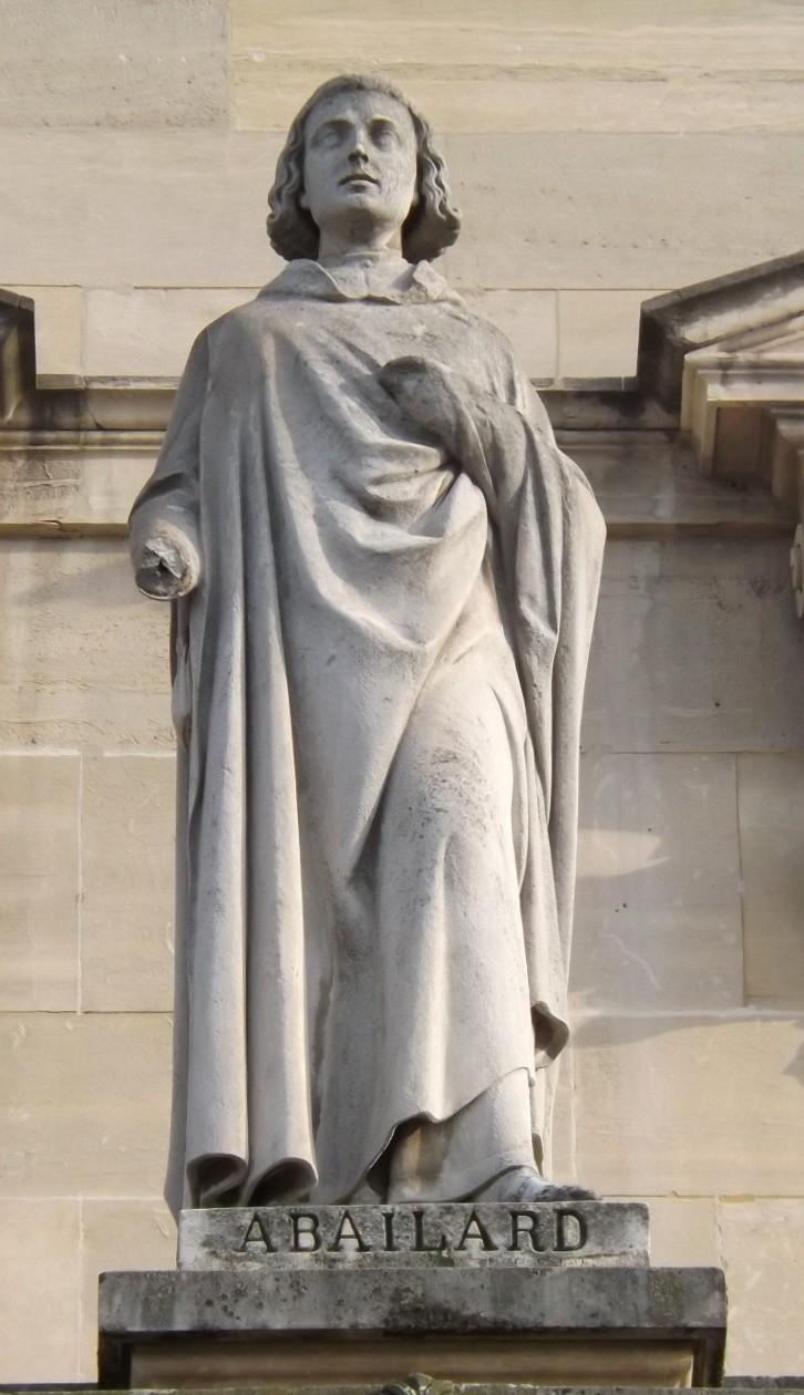 statue d'Abélard