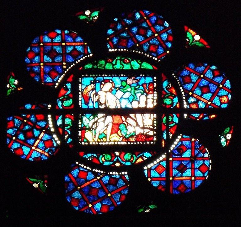 Transept sud ND Paris