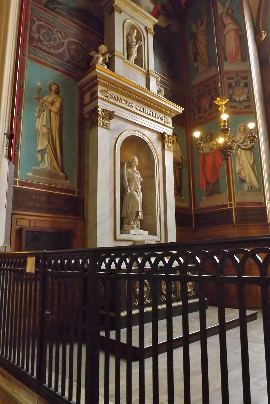 st gervais st protais chapelle latérale