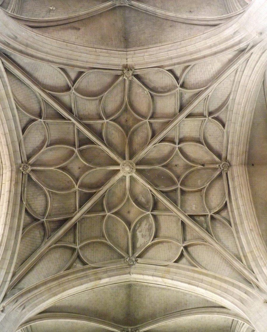 croisée transept st merry