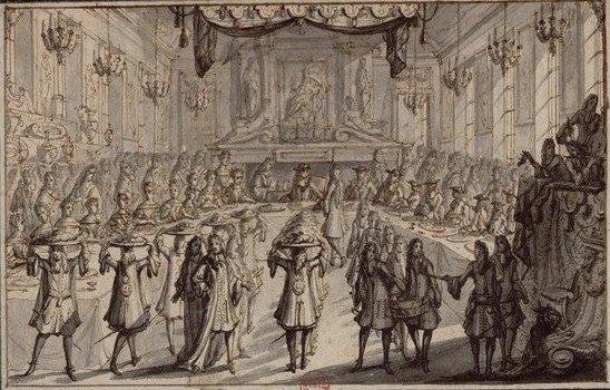 festin htel ville paris salle trône