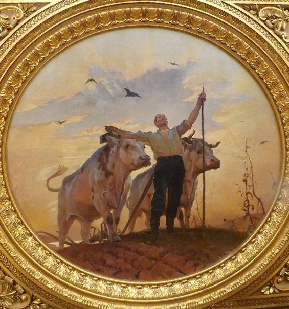le laboureur de bertrand